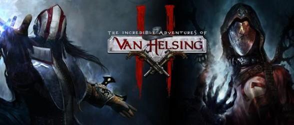 Pre-order Van Helsing 2, get access to closed beta!