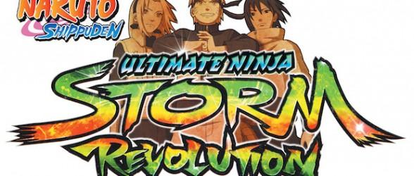New characters for NARUTO SHIPPUDEN: Ultimate Ninja Storm Revolutions