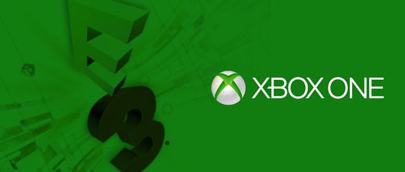 E3 2014 – Microsoft Xbox One