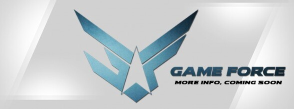 GameForce coming to Antwerp!
