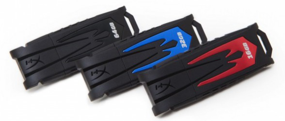 HyperX' Fury line gets updated with a USB Flash Drive
