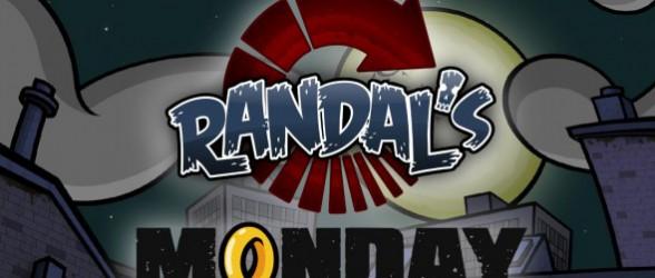 Randal's Monday – Jeff Anderson Voices Randal