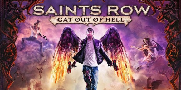 Win an Xbox One and an exclusive pre-play of Saints Row IV: Re-Elected + Gat out of Hell (Belgium only)