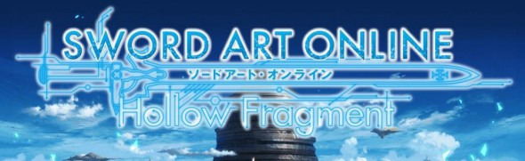 Sword Art Online: Hollow Fragment will be released August 4th