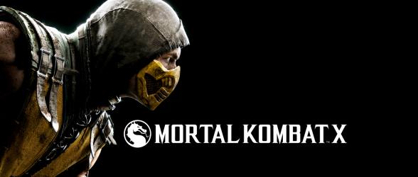 Mortal Kombat X has a release date!