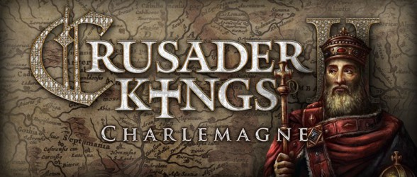Crusader Kings II: Charlemagne is available now