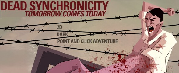 Dead Synchronicity: Tomorrow comes Today – publishing details.