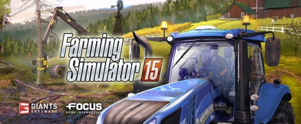 Launch trailer for Farming Simulator 15 released