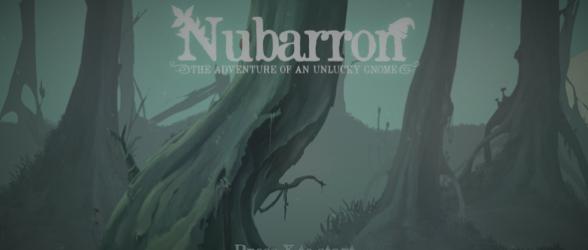 Nubarron: The Adventure of an Unlucky Gnome – Kickstarter Project