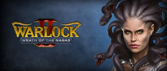 Warlock 2: The Exiled will feel the Wrath of the Nagas