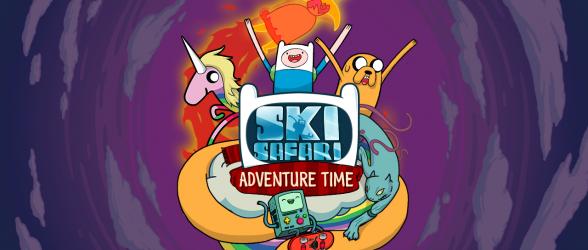 New content for Ski Safari: Adventure Time