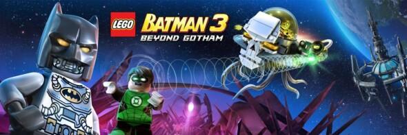 Lego Batman 3: Beyond Gotham Arrow pack available tomorrow