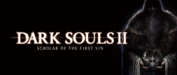 Dark Souls II: Scholar of the First Sin announced