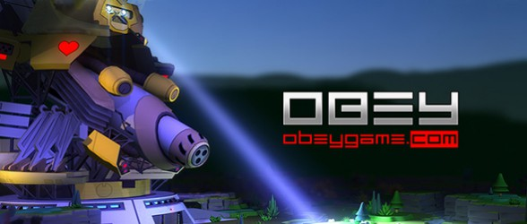 To OBEY or not to OBEY – Steam Greenlight campaign launched