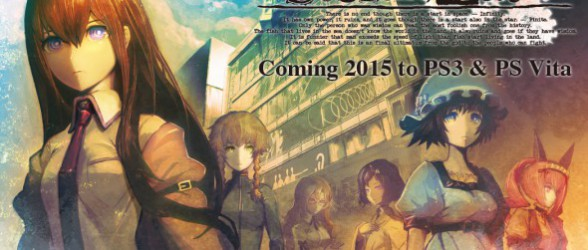 Steins;Gate coming to Europe and North America