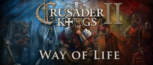 Crusader Kings II: Way of Life anounced