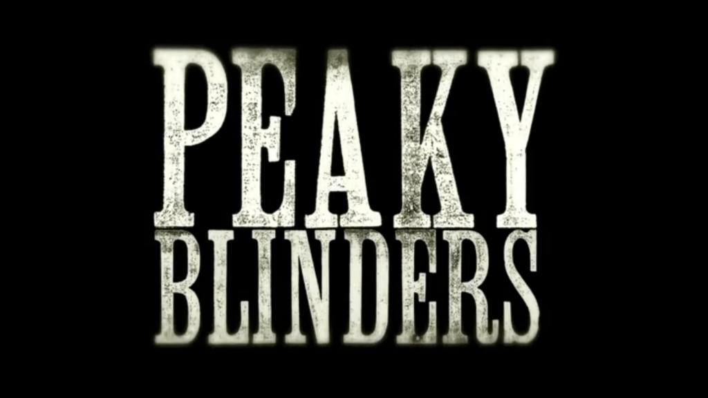 Peaky Blinderslogo