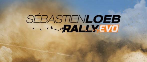 A first look at Sébastien Loeb Rally Evo