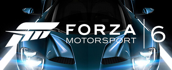 Forza Motorsport 6 announced and will debut the new Ford GT