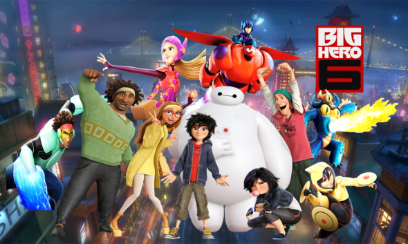 Oscars for Disney's Big Hero 6 and Feast
