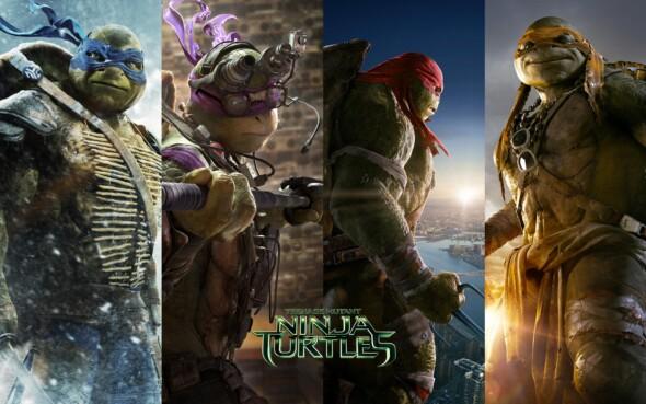 Home Release – Teenage Mutant Ninja Turtles