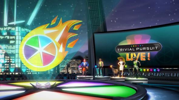 Trivial Pursuit Live on consoles