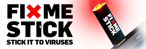 FixMeStick – The virus removal device