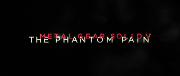 New gameplay video for Metal Gear Solid V: The Phantom Pain