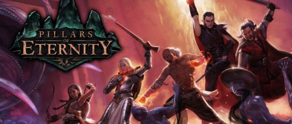 Pillars of Eternity is now available