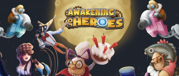 New multiplayer combination game on Steam Greenlight