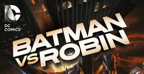 Home Release – DCU: Batman vs. Robin