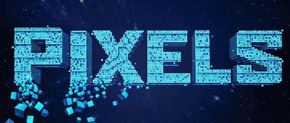 Upcoming Movie – Pixels
