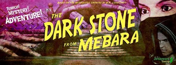 The Dark Stone From Mebara available