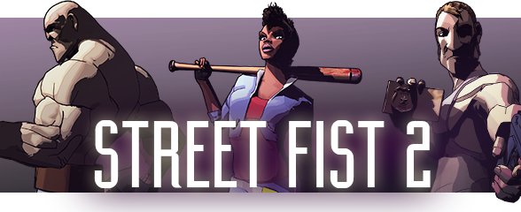 Street Fist 2 hits Steam Greenlight