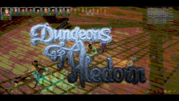 Kickstarting Dungeons of Aledorn, already at 50%