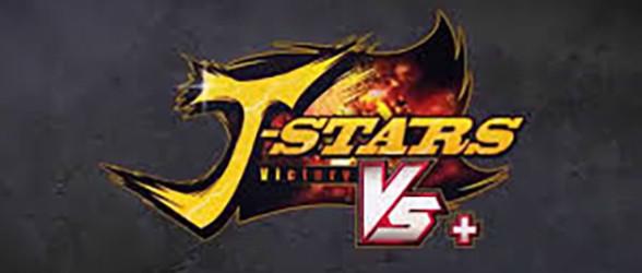 New trailer for J-Stars Victory VS+