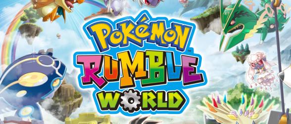 Trailer for Pokémon Rumble World arrives
