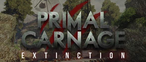 """Primal Carnage: Extinction's """"Survival Update"""" is coming this week"""