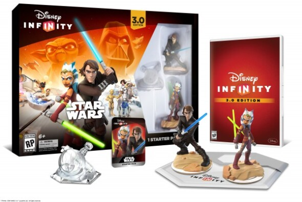 The Force is strong in Disney Infinity 3.0