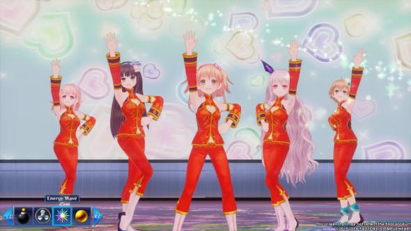 Omega Quintet 7