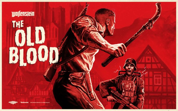 Wolfenstein: The Old Blood now available for digital download