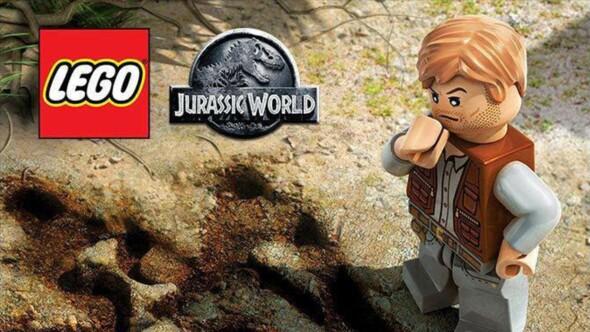 Lego Jurassic World Trailer