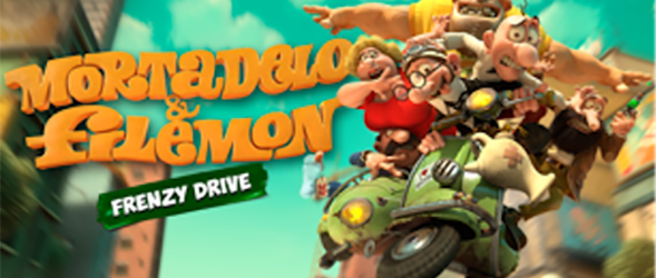 Mortadelo & Filemon: Frenzy Drive out now for mobile devices