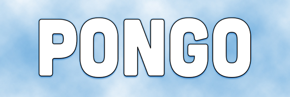 pongo banner