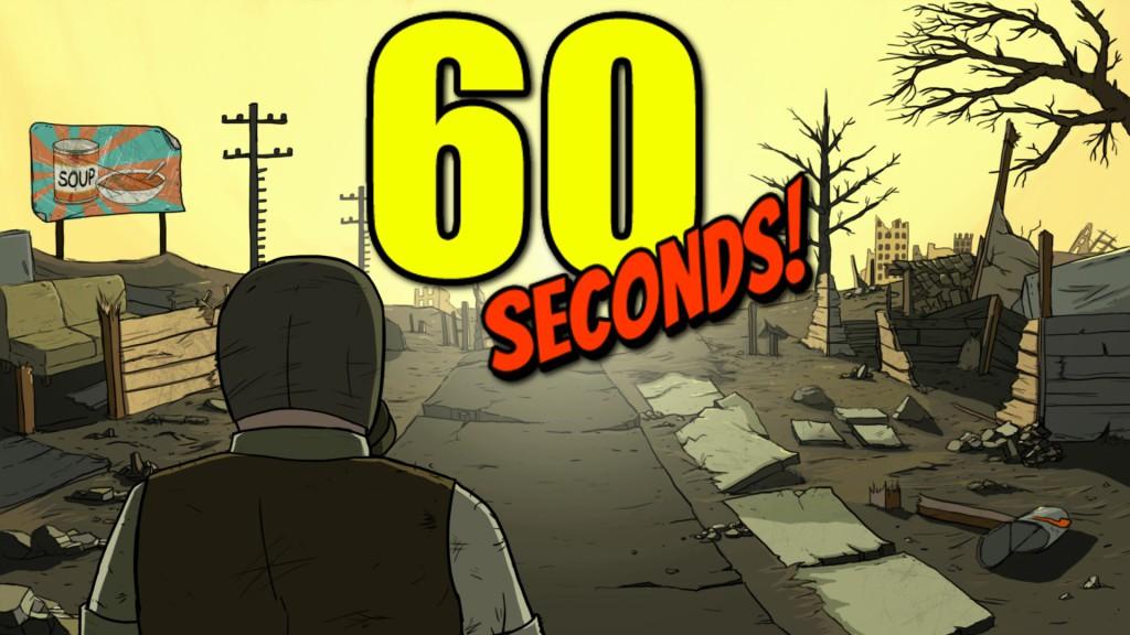 60seconds logo