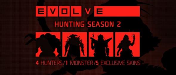 """2K announced the new Hunter """"Lenox"""" for Evolve"""