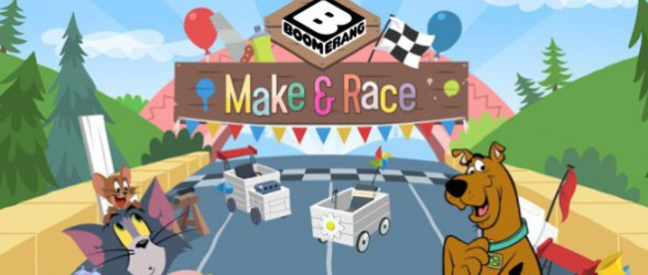 Make and Race mobile app now available for free on iOS and Android