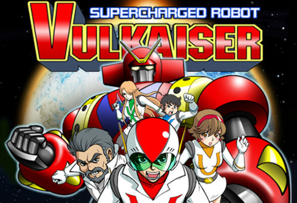 Supercharged Robot VULKAISER Now Available on Steam!