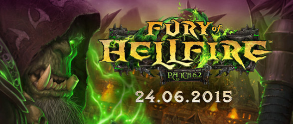 World of Warcraft patch 6.2 coming soon