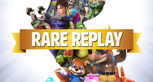 Rare Replay bundles 30 games from 2D classics to Xbox 360 masterpieces